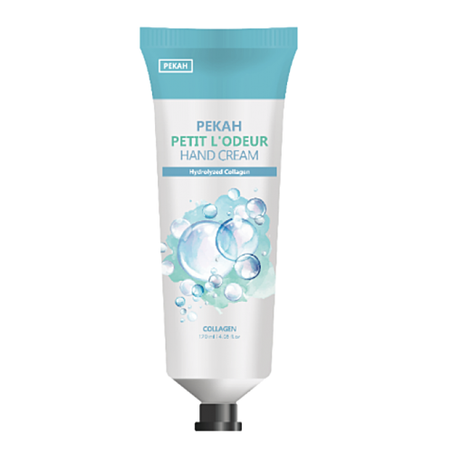 Pekah Крем для рук с коллагеном - Petit l'odeur hand cream collagen, 30мл