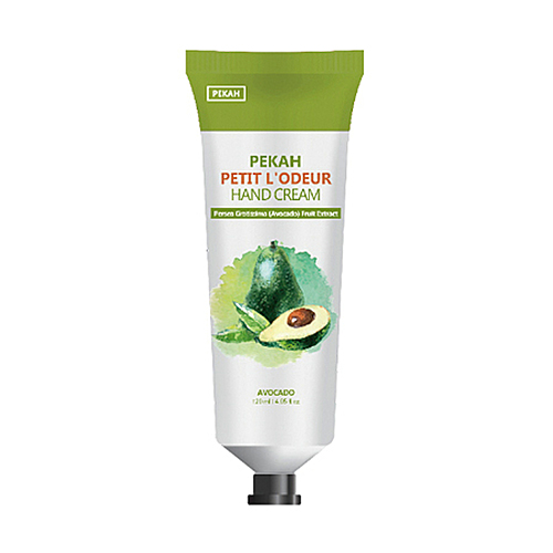 Pekah Крем для рук с авокадо - Petit l'odeur hand cream avocado, 30мл