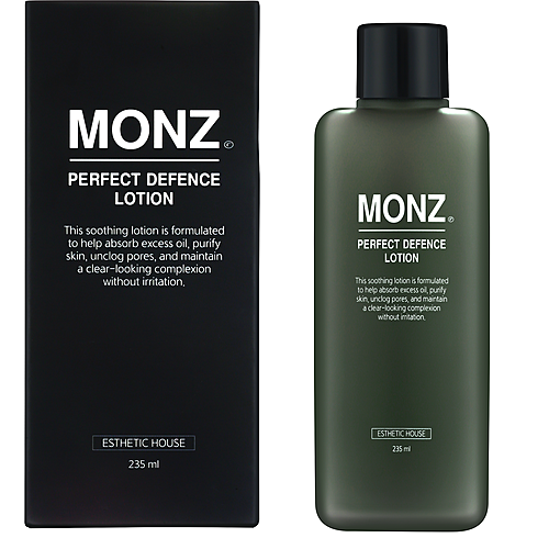 Esthetic House Лосьон для лица мужской - Monz perfect defence lotion, 235мл