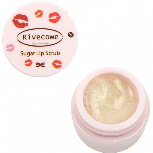 Rivecowe Скраб для губ - Sugar lip scrub, 8г