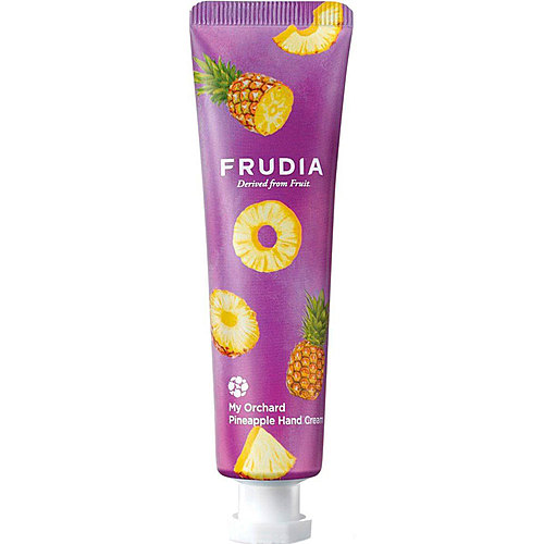 Frudia Крем для рук c ананасом - Squeeze therapy pineapple hand cream, 30г