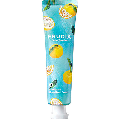 Frudia Крем для рук c лимоном - Squeeze therapy citron hand cream, 30г
