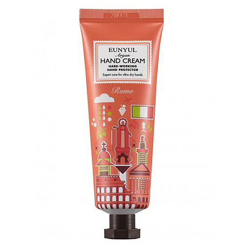 Eunyul Крем для рук с аргановым маслом Рим - Argan hand cream, 50г