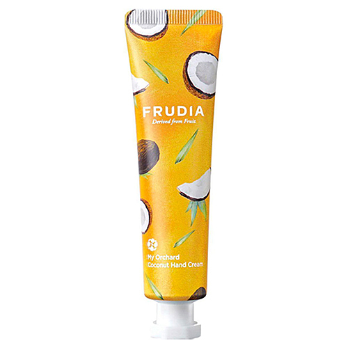 Frudia Крем для рук c кокосом - Squeeze therapy coconut hand cream, 30г